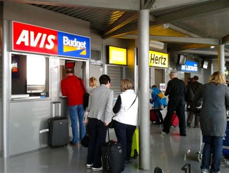 Collecting A Car Hire At Brindisi Airport