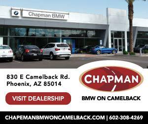 Chapman Bmw Service by Chapman Bmw On Camelback Bmw Used Car Dealer Service