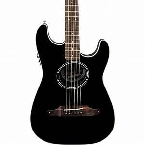 Fender Standard Stratacoustic Acoustic-Electric Guitar ...