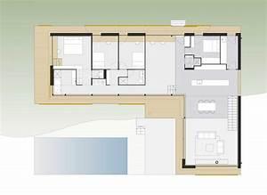 Meilleure Orientation Maison : maison individuellem rindol les oliviers fendler seemuller architectes ~ Preciouscoupons.com Idées de Décoration