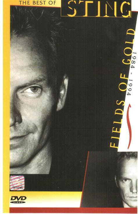 sting fields of gold best of sting fields of gold the best of sting 1984 1994