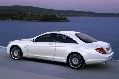 underrated ride   week mercedes benz cl