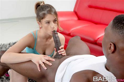 Kristen Scott Slides Black Dick In Her Juicy Cunt 1 Of 2