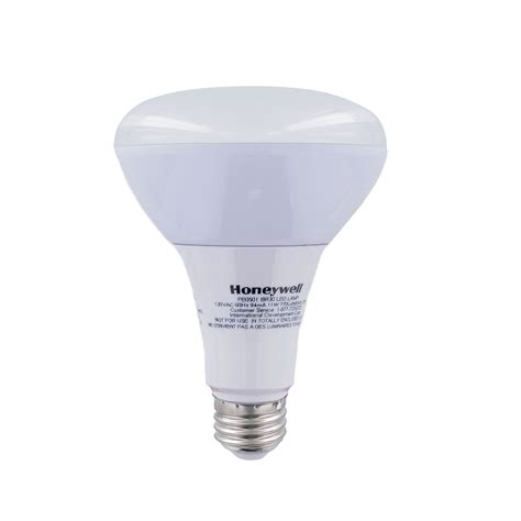 honeywell fe0501 01 br30 led light bulb 2 pack honeywell