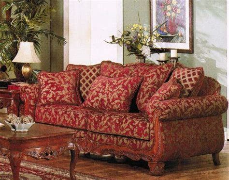 Patterned Sleeper Sofa by Chenille Sofa The Comfort And Durability Shining In Your