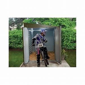 Abri Moto Bois : garage moto l 39 abri 2 roues id al en m tal anti vol ~ Melissatoandfro.com Idées de Décoration