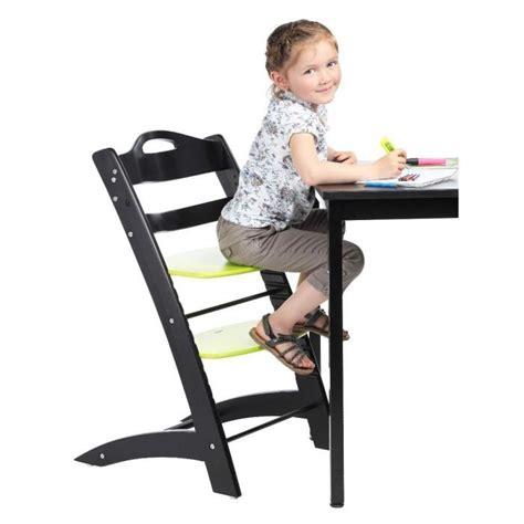 chaise évolutive badabulle badabulle chaise haute evolutive noir anis achat vente