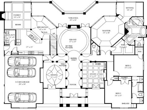 Master Bedroom Floor Plans by Luxury Master Bedroom Designs Luxury Homes Design Floor