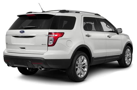 Ford Suv 2015 by 2015 Ford Explorer Price Photos Reviews Features