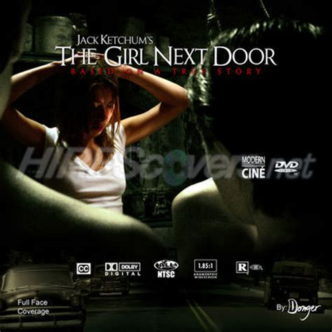 the next door 2007 dvd cover custom dvd covers bluray label dvd