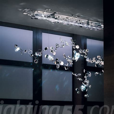 Lighting55 Comes Up with Energy Efficient Swarovski Lights