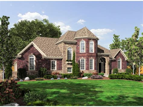 european home design cloverhurst european home plan 065d 0313 house plans and