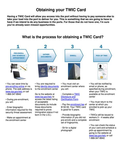 On a number of occasions, emergency personnel such as the coast guard, or other maritime workers in general, need access to ports and vessels without having t. Twic Card - Fill Online, Printable, Fillable, Blank   pdfFiller