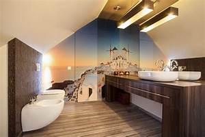 Fototapete Für Bad : private kur im badezimmer fototapete g nstig fototapeten ~ Sanjose-hotels-ca.com Haus und Dekorationen