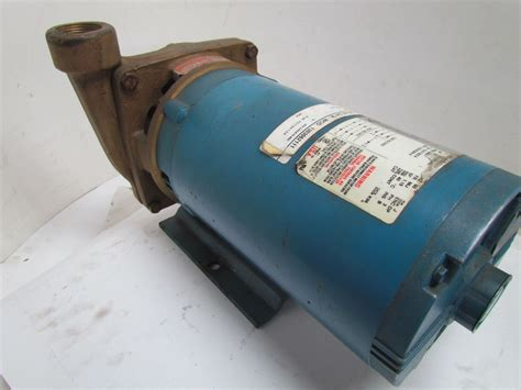 Burks 3 Hp Close-coupled End Suction Centrifugal Pump 3450