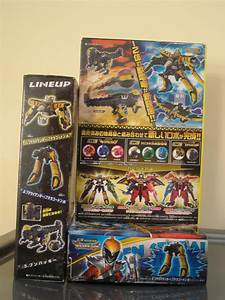 My Shiny Toy Robots: Toybox REVIEW: Zyuden Sentai ...