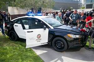 LAPD says new hybrids will catch pursuit suspects and save ...