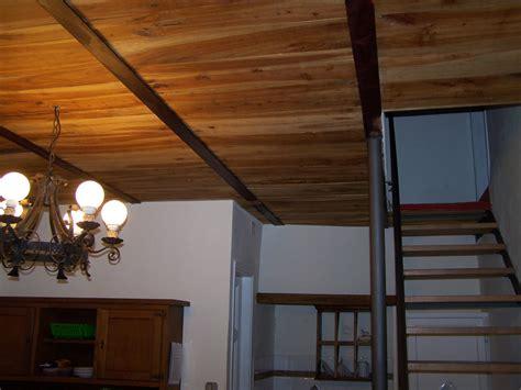 Decke Abstützen Mit Holzbalken by Alte Cottos Auf Neuer Holzbalkendecke