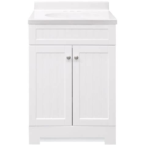 Shop Style Selections Ellenbee White Integrated Single. Large Decorative Flower Pots. Standing Lamps For Living Room. Family Room Sets. French Country Decorating. Dining Room Chairs With Arms. Teen Bedroom Decorating Ideas. Bathroom Counter Decorating Ideas. Foyer Table Decor Ideas