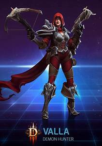 Valla Heroes Of The Storm Wiki Guide IGN