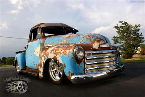 purchase   chevy  hot street rod rat pickup