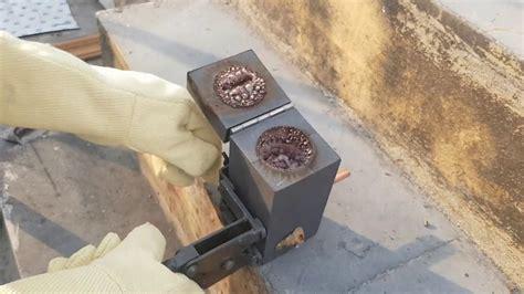 exothermic welding youtube