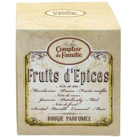 Comptoir Du Fruit by Bougie Fruits D 233 Pices Comptoir De Famille Provence