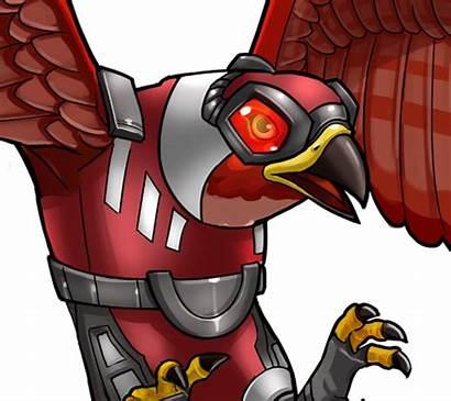 Marvel Redwing Earth Trn562 Fandom Avengers