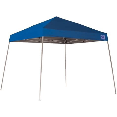 pop up canopies canopy factory pop up canopy 10ft l x 10ft w slant leg
