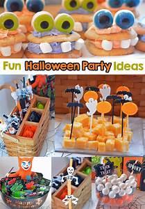 Fun, Halloween, Party, U0026, Costume, Ideas