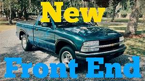Chevy S10 Front End Conversion 94