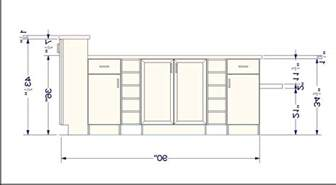 average size kitchen island standard kitchen counter height doodad 18 oct 17 11 06 32