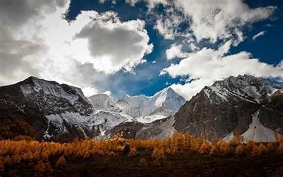 Mountains Nature Landscape Wallpapers 2k Desktop Background