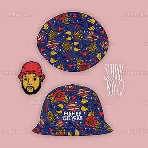 Design a Bucket Hat for Schoolboy Q | Creative Allies