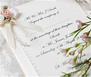 wedding planning guide With wedding invitations quiz