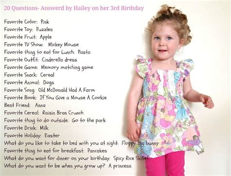 25+ Best Ideas About Birthday Questions On Pinterest