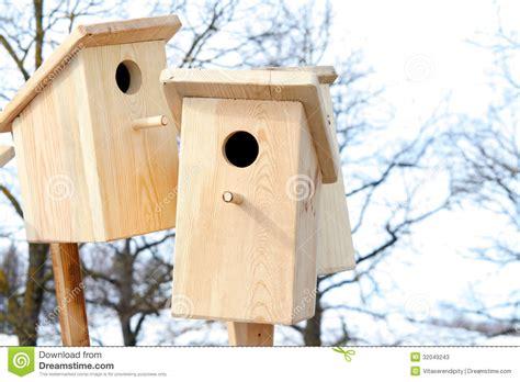 gabbie di legno gabbie per uccelli di legno fotografie stock immagine