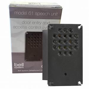 Model 61 Microphone Speech Module Unit Bstl Door Entry