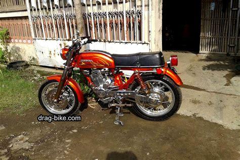 Motor Klasik Modifikasi 50 foto gambar modifikasi honda cb 100 klasik style