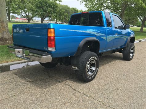 nissan pickup 1996 daily turismo auction watch 1996 nissan d21 hardbody 4x4
