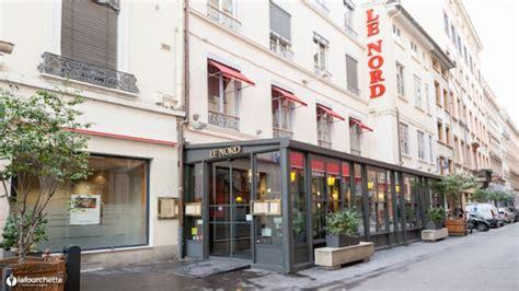 restaurant la cuisine lyon restaurant brasserie le nord à lyon 69002 hôtel de