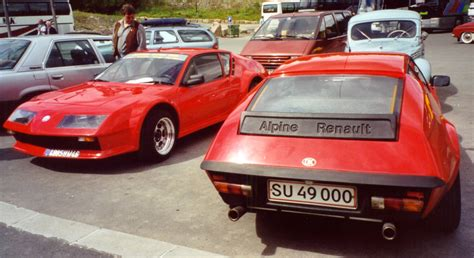 renault alpine a310 engine renault alpine a310
