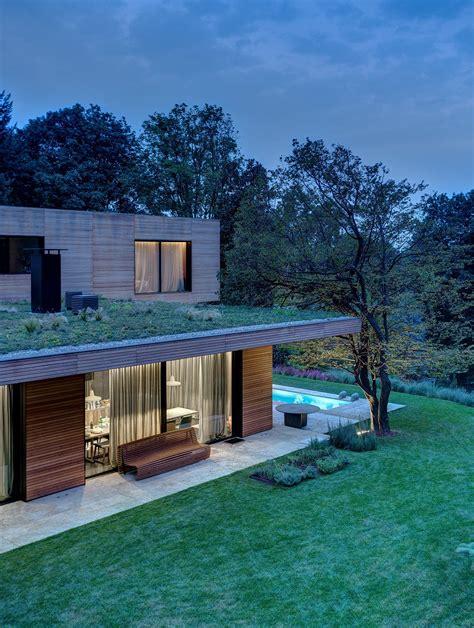 prefabbricate di design villa in legno e casa di design casa prefabbricata in