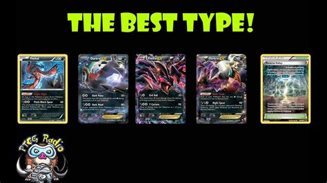 Is Dark The Best Type (in The Pokémon Trading Card Game