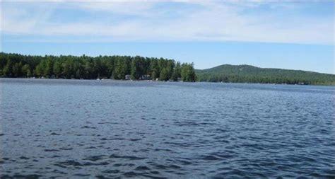 lakes  ponds   raymond waterways town  raymond