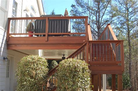 Twp Deck Stain Atlanta by Deck Staining Atlanta Atlanta Wood Restoration Company