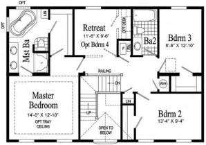 2 story home floor plans bennington two story modular home pennwest homes model