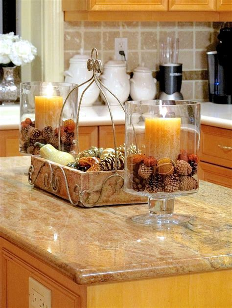Kitchen Decorating Ideas On Countertops by Fall Room Decor 6 Ways To Add Autumn Warmth To Your