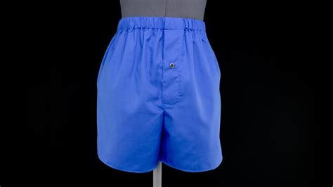 How To Sew Mens Boxers
