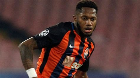 Fred The Man City And Man Utd Target Dubbed 'the New